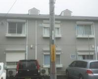 東京都武蔵村山市アパートの外壁塗装・屋根塗装工事の施工事例