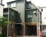 東京都品川区の外壁塗装・屋根塗装工事の施工事例