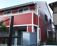 東京都東大和市の外壁塗装・付帯部の塗装工事の施工事例