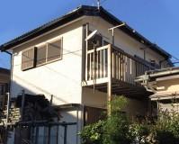 東京都町田市の外壁塗装・付帯部塗装工事の施工事例