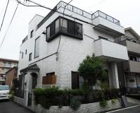 埼玉県草加市の外壁塗装・屋上防水工事の施工事例