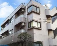 東京都練馬区マンションの外壁洗浄・シール補修工事の施工事例