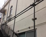神奈川県川崎市幼稚園の外壁改修工事の施工事例