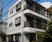 埼玉県戸田市ビルの外壁塗装・屋上防水工事の施工事例