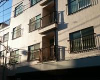東京都足立区マンションの外壁塗装工事の施工事例