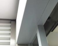 東京都多摩市ATMの鉄部塗装工事の施工事例
