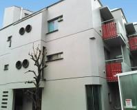 東京都世田谷区マンションの外壁改修工事の施工事例