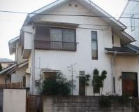東京都目黒区の外壁塗装・樋交換工事の施工事例