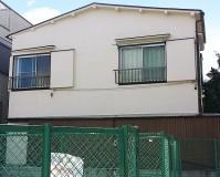 東京都豊島区の外壁塗装・屋根葺き替え工事の施工事例
