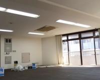 東京都大田区ビルの内装塗装工事の施工事例