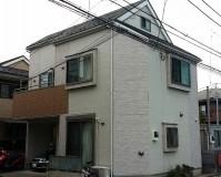 東京都江戸川区戸建て住宅のシール工事・屋根塗装工事の施工事例