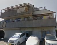 東京都足立区アパートの外壁塗装・屋根塗装工事の施工事例
