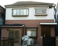葛飾区戸建て住宅の外壁塗装施工前