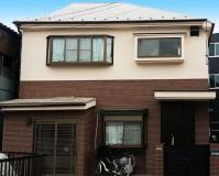葛飾区一般住宅の外壁塗装・屋根塗装工事の施工完了後