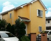東京都日野市戸建て住宅の外壁塗装・屋根塗装工事の施工事例