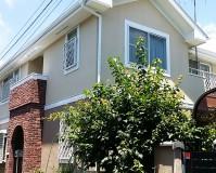 東京都新宿区の外壁塗装・屋根塗装工事の施工事例