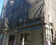 東京都足立区の外壁塗装・屋根カバー工法の施工事例
