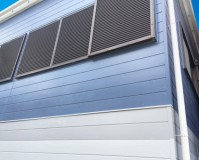 東京都足立区一般住宅の外壁塗装屋根カバー工法の施工事例
