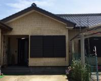 千葉県山武市戸建て住宅の外壁塗装・屋根塗装工事の施工事例