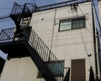 東京都足立区戸建て住宅の外壁塗装;屋上防水工事の施工事例