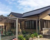千葉県山武市一般住宅の外壁塗装・屋根塗装工事の施工事例
