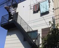 東京都足立区戸建て住宅の外壁塗装・屋上防水工事の施工事例