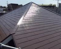 神奈川県横浜市西区一般住宅の外壁塗装・屋根塗装工事の施工事例