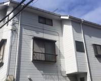 神奈川県横浜市一般住宅の外壁塗装・屋根塗装工事の施工事例