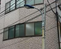 東京都ビルの外壁塗装・シール打ち替え工事の施工事例