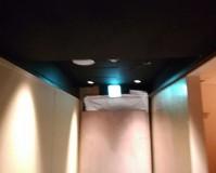 東京都中央区八重洲にある店舗の内装塗装工事の施工事例