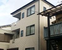 東京都足立区戸建て住宅の外壁塗装・屋根塗装工事・長尺工事の施工事例