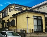 千葉県浦安市戸建住宅の外壁塗装・屋根葺き替え工事の施工事例