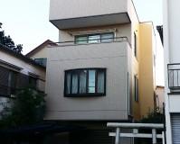 東京都足立区戸建住宅の外壁塗装・屋上防水工事の施工事例