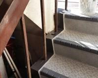 東京都千代田区オフィスビルの外階段塗装工事の施工事例