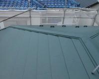 千葉県浦安市戸建住宅の屋根葺き替え工事の施工事例