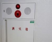 神奈川県横浜市マンションの消火栓塗装工事の施工事例