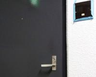 神奈川県横浜市マンションの玄関ドア塗装の施工事例