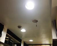 東京都北区飲食店舗の内装塗装工事の施工事例