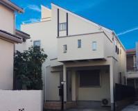 東京都杉並区戸建住宅の外壁塗装・屋根塗装工事の施工事例