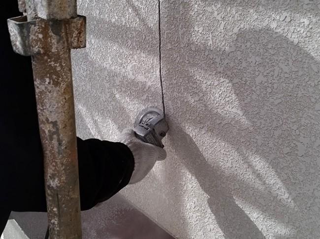 外壁のUカット工法