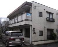 東京都杉並区マンションの外壁塗装・屋根塗装工事の施工事例