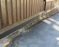 東京都世田谷区ブロック塀塗装工事の施工事例