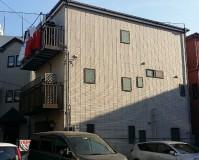 東京都文京区の外壁サイディング戸建住宅の外壁塗装・屋根塗装・外構工事の施工事例