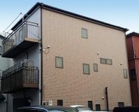 東京都文京区のサイディング外壁の戸建住宅の外壁塗装・屋根塗装工事の施工事例