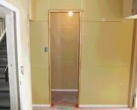 東京都江東区マンションの内装木部塗装工事の施工事例