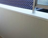 埼玉県越谷市マンションの外壁塗装・笠木塗装工事の施工事例
