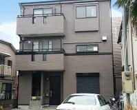 東京都足立区の外壁塗料にプレミアムシリコンを使った外壁塗装・屋根塗装工事の施工事例
