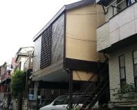 東京都渋谷区住宅の外壁塗装・屋根塗装・内部改修・鉄部塗装工事の施工事例