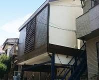 東京都渋谷区戸建住宅の外壁塗装・屋根塗装工事の施工事例