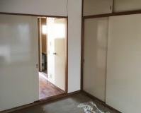 東京都足立区アパートの内装塗装工事の施工事例